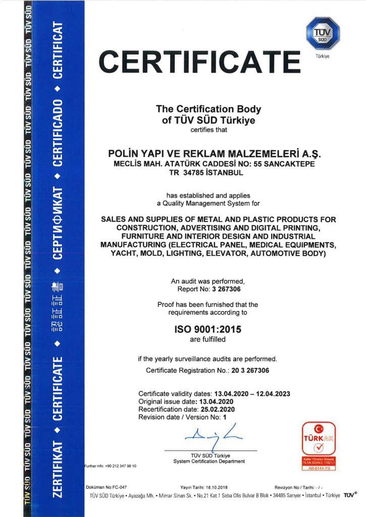 Hakkımızda 8 – sertifika iso